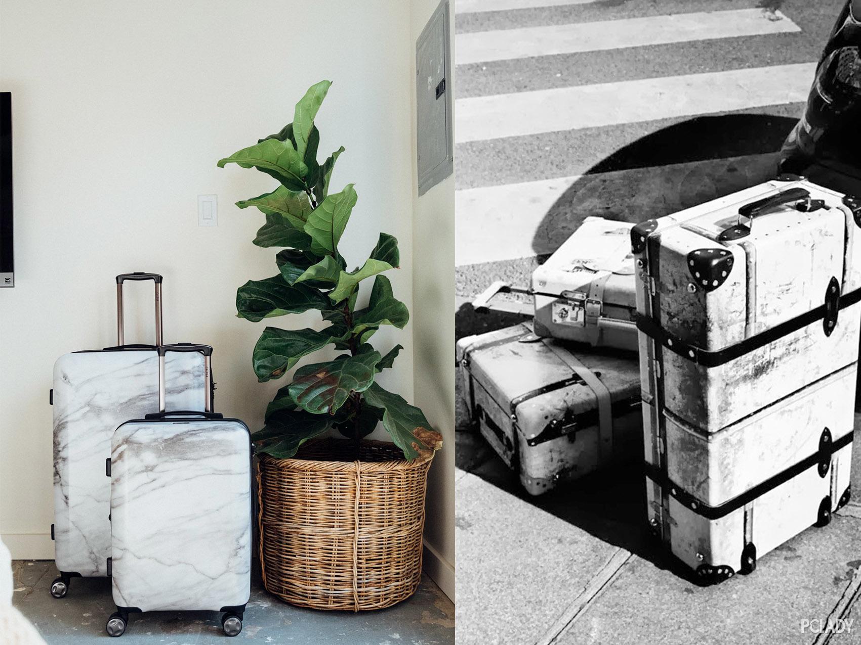 让Rimowa在家积灰,挑选这些颜值更高的旅行箱去旅行