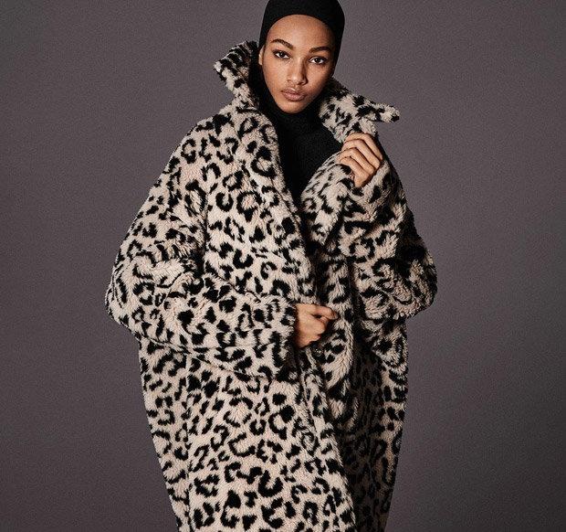今年冬天 茧形大衣谁买谁显胖!