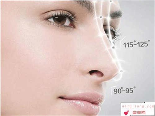 做鼻部综合整形鼻子整形手术治疗什么价位