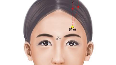 女人脸上的美容穴你知道几个?不花钱的护肤好办法,简单又高效!
