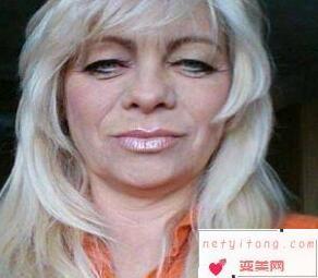 美国50岁大妈Gabriel整容除皱 整容让她重新找回了自信