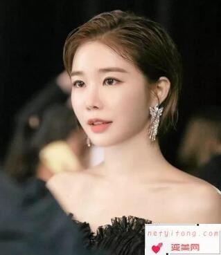 韩国女星刘仁娜传奇整容史 可以说是完全换了个头