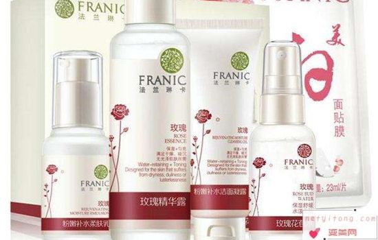 法兰琳卡是几线品牌 产品怎么样
