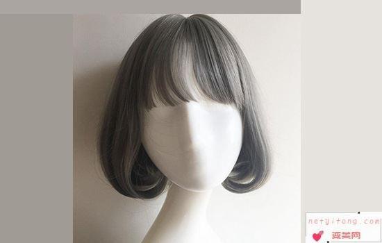 大脸适合什么样的短发 什么脸型不适合短发