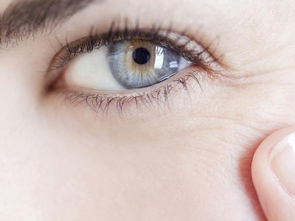 眼霜的正确使用手法